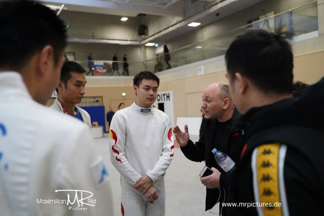 32er Tableau - Voith Cup 2020 (Team World Cup Epee Men Senior)