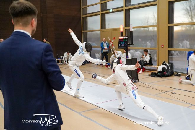 Heidenheimer Pokal (World Cup Epee Men Senior)