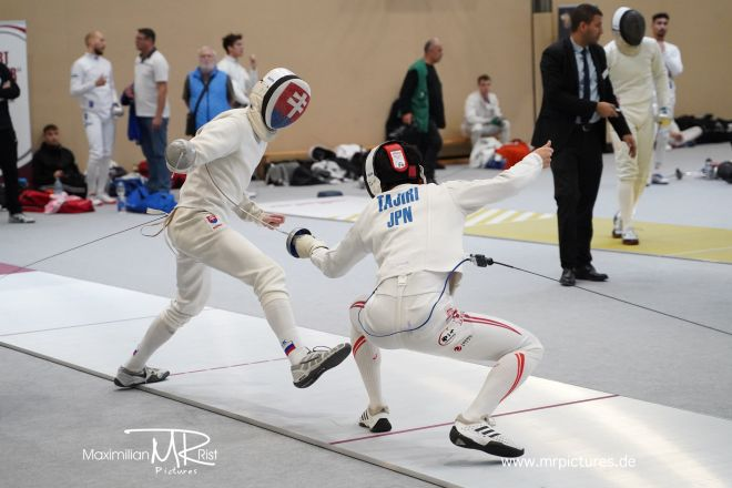 Vorrunde - Heidenheimer Pokal (World Cup Epee Men Senior)
