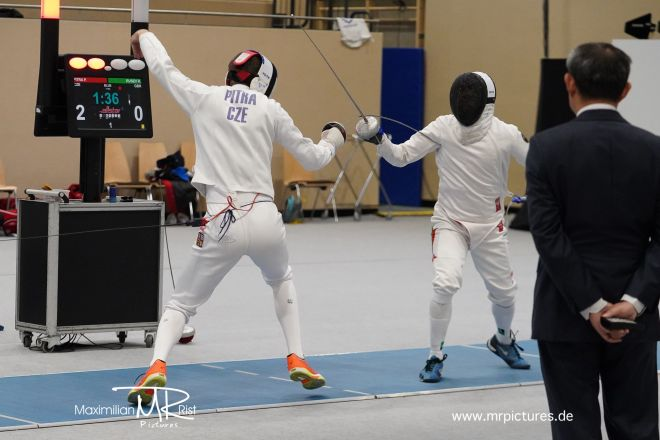 Vorrunde - Coupe d'Europe 2020 (Europe Cup Epee Men Senior)
