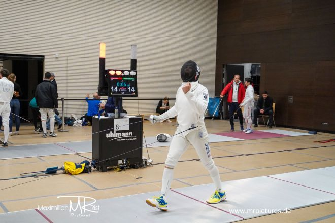64er Vor-Tableau - Heidenheimer Pokal (World Cup Epee Men Senior)