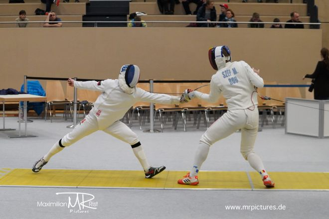 8er Tableau - Coupe d'Europe 2020 (Europe Cup Epee Men Senior)