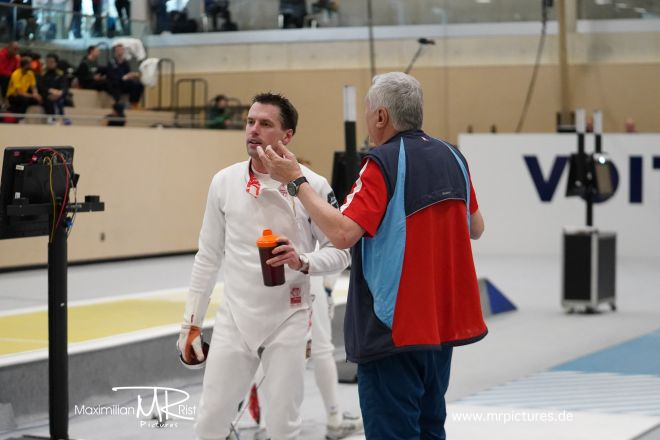 32er Tableau - Heidenheimer Pokal (World Cup Epee Men Senior)