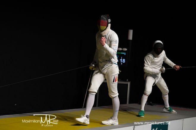 Finale - GER, BAYER LEVERKUSEN vs ITA, FIAMME ORO ROMA; Coupe d'Europe 2020 (Europe Cup Epee Men Senior)