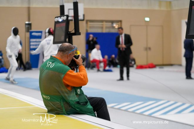 8er Tableau - Heidenheimer Pokal (World Cup Epee Men Senior)
