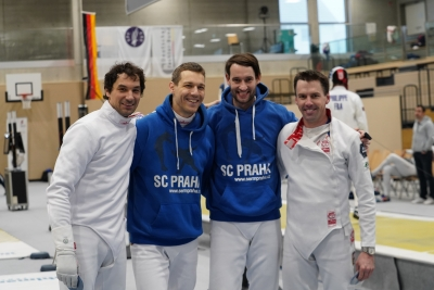 Vorrunde – COUPE D'EUROPE (TEAM EUROPE CUP)