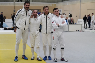 8er Tableau – COUPE D'EUROPE (TEAM EUROPE CUP)